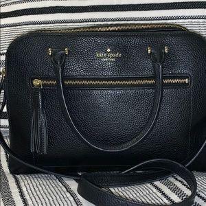 Black med/large Kate Spade purse.